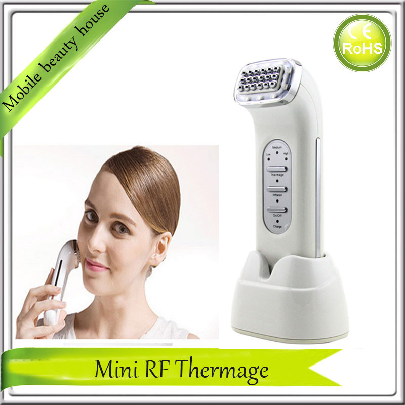 Dhl Shipping The Best Home Use Mini Portable Fractional Rf -7682