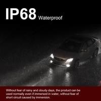 white car H4 LED H7 Headlight Bulbs Super Bright CSP Chips Lamp H1 H8 H9 H11 9005 HB3 9006 60W 6000LM 12V 6000K White LED Car light (3)