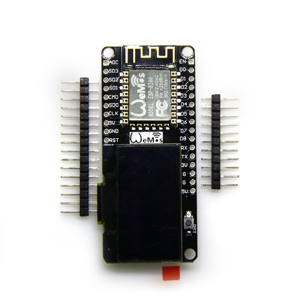US $6 6 |new ESP8266 ESP 12F for NODEMCU wifi for ESP12F 0 96 inch OLED  1 3-in Replacement Parts & Accessories from Consumer Electronics on