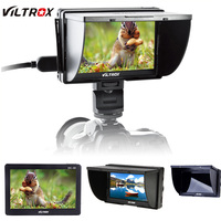 Viltrox DC 50 HD Clip On Portable 5 Inch TFT LCD Monitor With HDMI Video Input