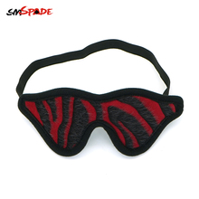 Smspade Adult Product Sex Toys For Couples Bondage Blindfold Sex Mask Ergonomically Shaped Adult Games Sex Sensory Deprivation