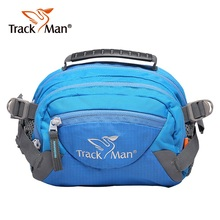 Trackman Outdoor Waterproof Sports Bag Unisex Cycling Waist & Shoulder Bag City Jogging Bag Hiking Bag