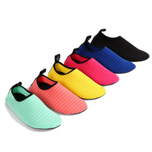 QEJEVI Fast Delivery Couple Water Shoes Skin Aqua Barefoot Upstream Breathable Beach Sneakers Outdoor Best Sea