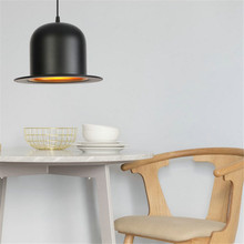 Nordic Loft Light Master Bedroom Pendant Lamp Led Rattan Vintage Industrial Living Room Luminaire Suspendu
