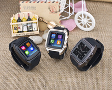 Exclusive new X1 1.54″ WiFi+GPS+SIM+3G+GSM+Google Play Store /Pedometer Options Android Smart Watch Smart Phone