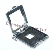 Original Tyco  AMP CPU Connector BGA 775 Socket With Leaded SMD CPU Socket