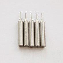 Point traceur Miracle A5/A9 1mm décodeur en acier haute vitesse pour machines à couper les clés (5 pièces/lot)