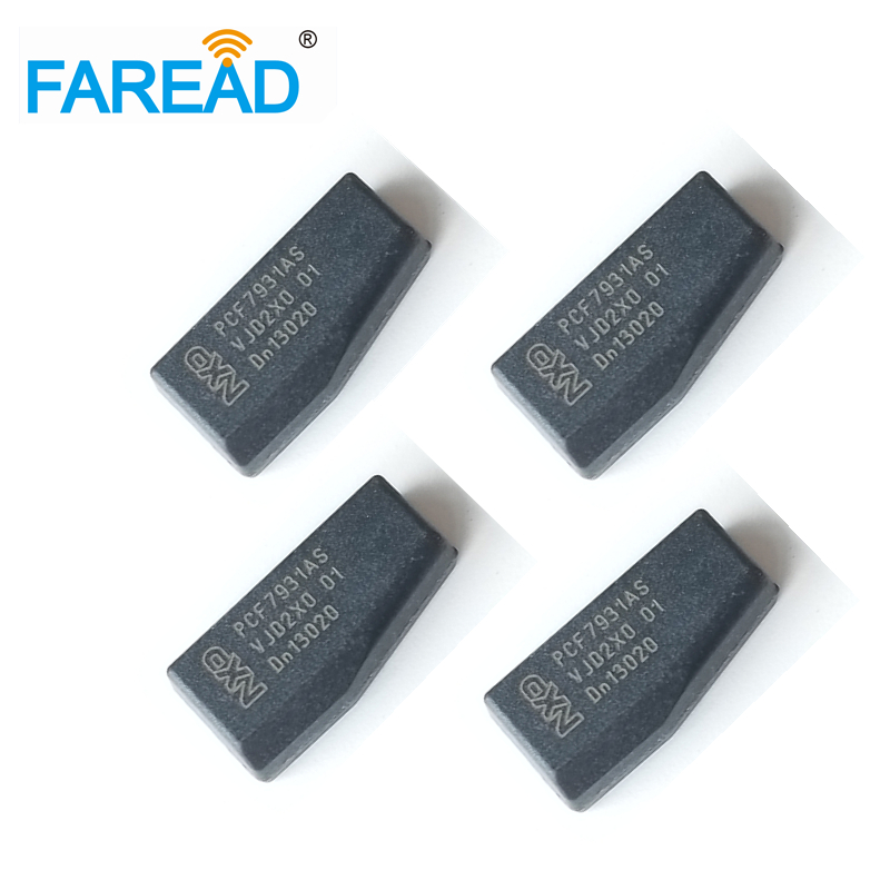 Best Sale Free Shipping  X10pcs High Quality Transponder Chip ID33 PCF7931AS For Car Key Tag Brick Tag