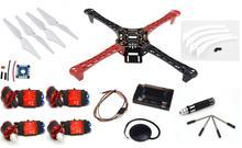 Frame F450 Quadcopter w/APM2.6 2.6 6 M GPS 2212 920KV cw/ccw 30A SimonK ~ F4A06
