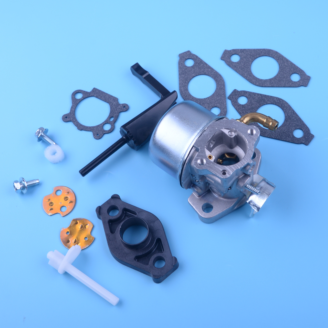 Letaosk 1pc Carb Carburetor Assembly Kit Fit For Briggs