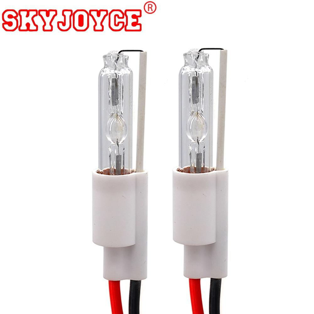 SKYJOYCE 2PCS skril zamenjavo Xenon žarnice za 2,8-palčno 3-palčno - Avtomobilske luči - Fotografija 1