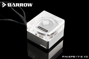 Image 5 - Barrow DDC PWM Pump 17W Maximum Flow Lift 5.5 Meters 960L/H Manual Speed Regulation or PWM 3000RPM Water Cooling System