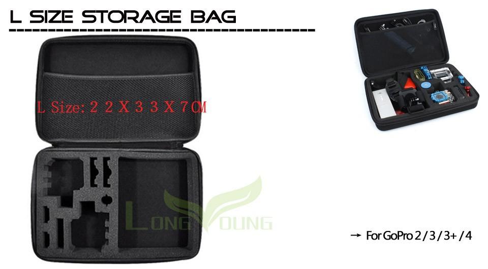 L storage bag