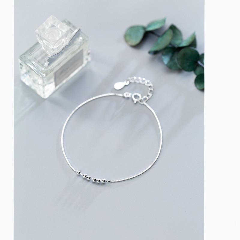 CHE35 clássico s925 prata qualidade superior NA moda pulseira beaautiful jóias para mulheres presente 925 pulseira de prata