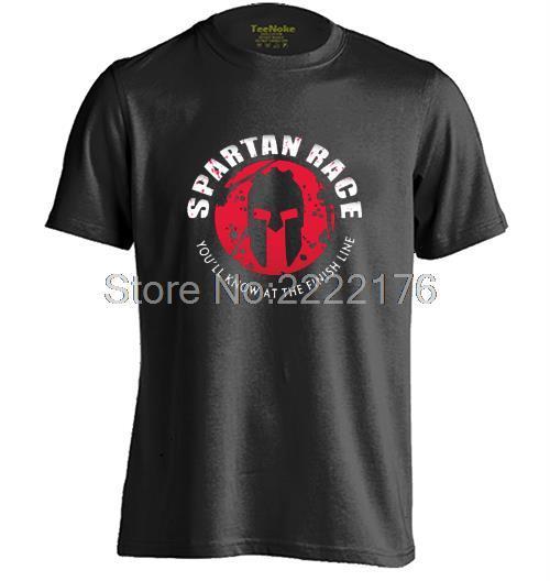 Espartano Entrenamiento Para Hombre y Para Mujer Nueva camiseta