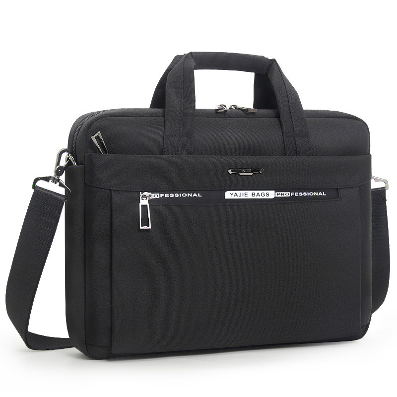 High Quality Large Capacity Laptop Handbag For Men Women Travel Briefcase Bussiness Notebook Bag For 15 Inch