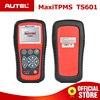 Autel MaxiTPMS TS601 TPMS herramienta inalámbrica TPMS Sensor reiniciar activar programación con OBD2 lector de código de diagnóstico escáner