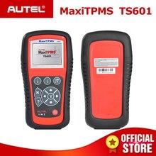 Autel MaxiTPMS TS601 narzędzie TPMS bezprzewodowy czujnik TPMS Reset ponownego uczenia się aktywować programowania z OBD2 kod diagnostyczny czytnik