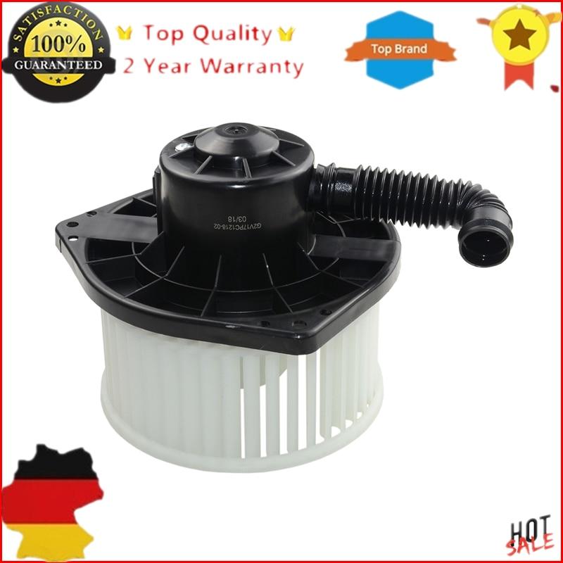 2005 nissan primera heater fan not working