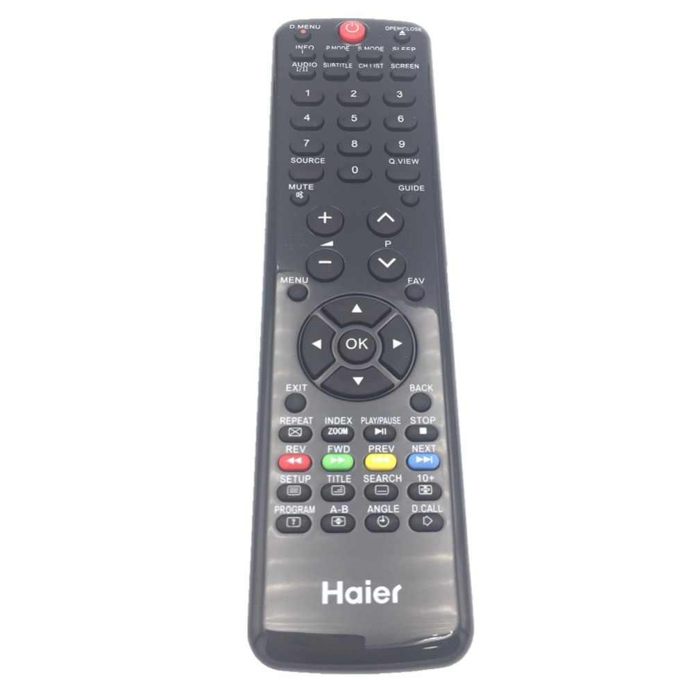 HTR-D06A Remote Control For HAIER TV LE22G610CF LE24G610CF LE29C810CF  LET32C800HF LET39C800 LET50C800HF LE32C800C
