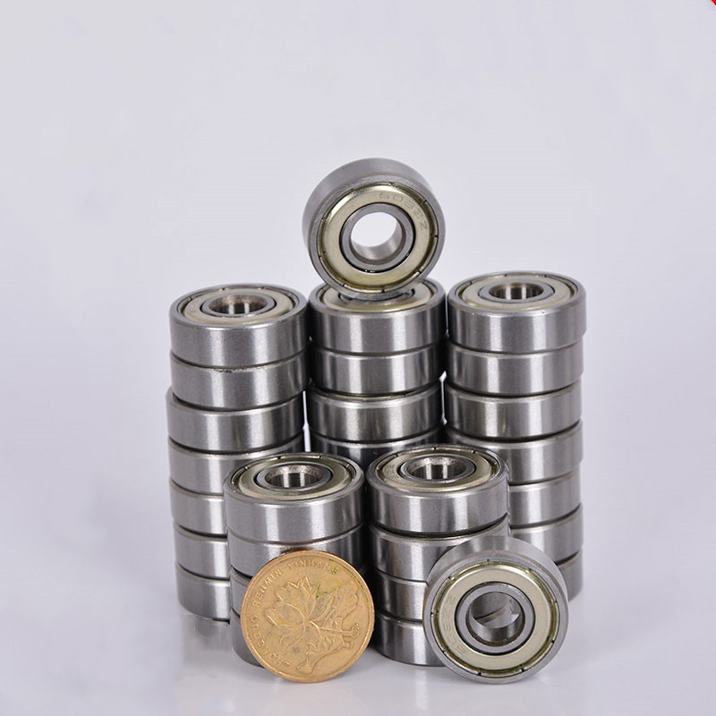 10pc/lot Miniature Ball Bearing 623zz 624zz 625zz 626zz 627zz 628zz 629zz 608zz Deep Groove Steel Sealed Motor Bearing  Parts