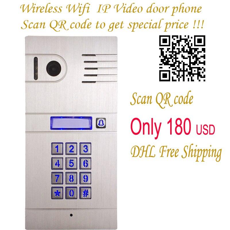 DIY Home Access font b Door b font Open Remote Control font b Camera b font