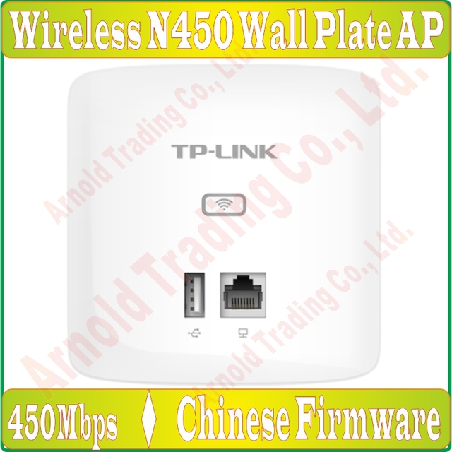 5V1A USB port 450Mbps in Wall AP for hotel WiFi project,Indoor AP 802.11b/g/n WiFi Access Point,POE Power Supply, 100M RJ45 Port
