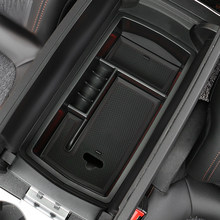 Caja de almacenamiento para reposabrazos, accesorios para Peugeot 3008, 3008GT, 5008, 2017, 2018