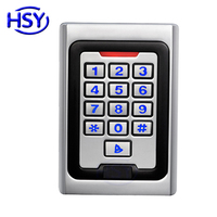 RFID Proximity 125Khz EM ID Card entry lock Standalone Keypad Controller Metal Case Single Door Access Control