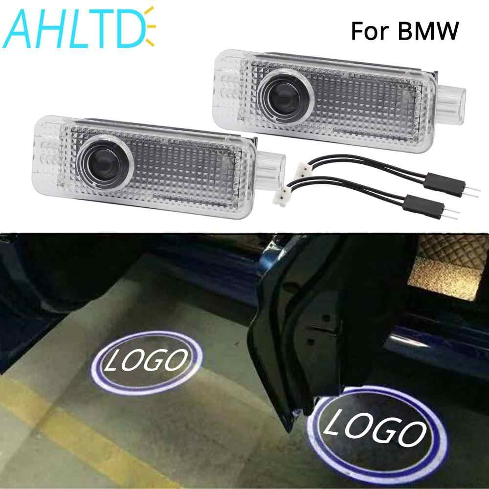 2X Auto Welcome Light Door Led Projection Lamp Laser For BMW E90 E91 E92 E93 M3 E60 E61 F10 F07 M5 E63 E64 F12 Buld Voltage 12V