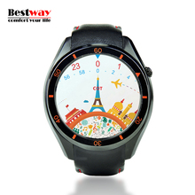 Iqi i3 smart watch android gps tracker reloj inteligente 3g wifi akilli saatler pulsmesser bluetooth smartwatch-sim-karte
