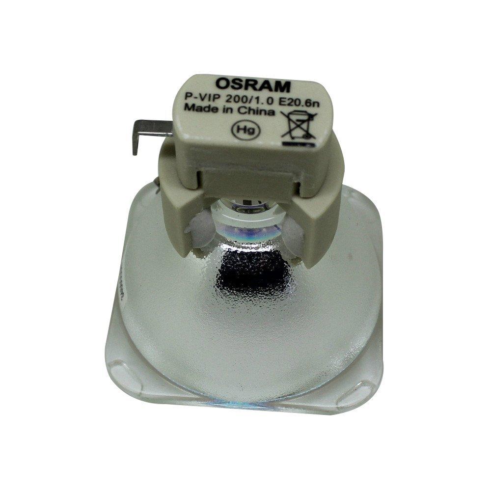 Compatible ampoules nues P-VIP 200/1. 0 E20.6 EC. J1601.001 pour Acer PD125 PD125D ampoules de projecteur lampe sans logement