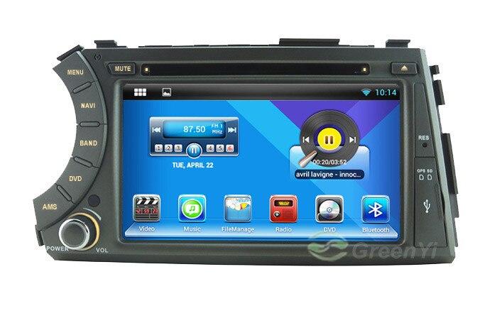 Чистый Android автомобильный DVD gps для Ssangyong Actyon Kyron с 3g Wi Fi OBD DVR, автомобильные ПК компьютер, аудио