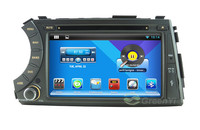 Pure Android Car DVD GPS For Ssangyong Actyon Kyron With 3G WiFi OBD DVR,car pc computer,audio