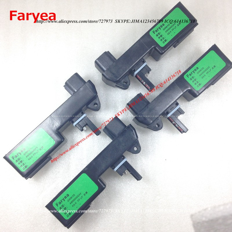 Faryea PROXIMITY PROTECTION MODULE-FRONT(1 RIGHT+1 LEFT)+REAR(1 RIGHT+1 LEFT) DOOR GREAT WALL HAVAL HOVER GWM V200 V240 H3 H5. trianglelab radiator fan cover fan duct for e3d radiator for hotend radiator fan bracket for 3d printer accessory for volcano