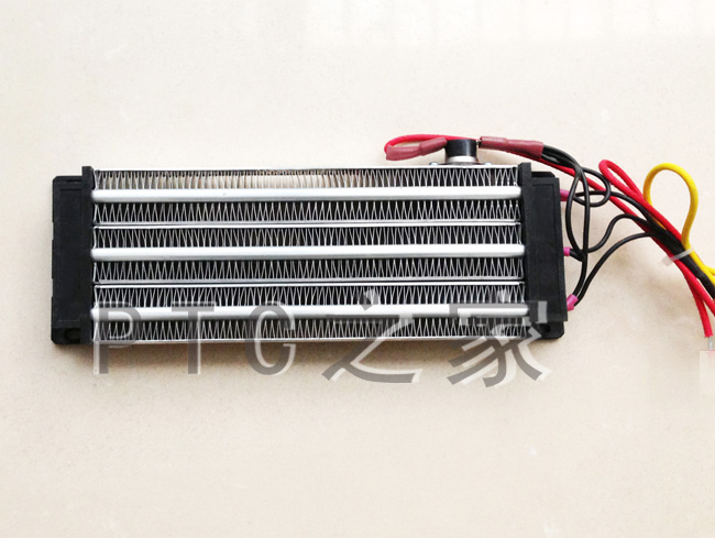 (1 piecelot) 220V 600W 124x76x26mm PTC Ceramic Air Electric Heater Plate With Insulating Film Mini Heating Element Chips