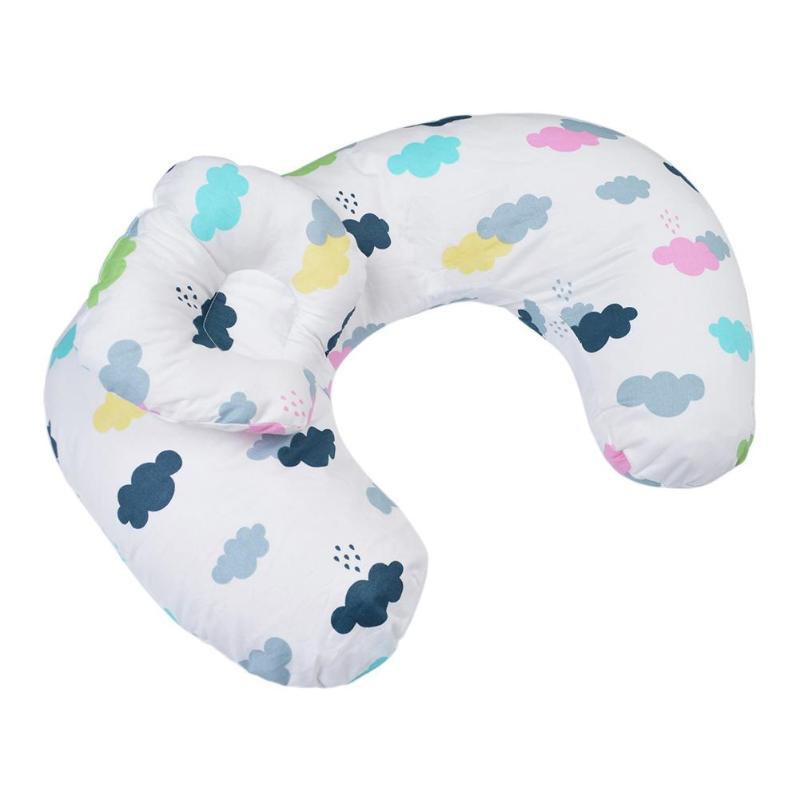 2 шт./компл. новорожденный уход для кормления хлопок поясничная Подушка для беременных Детские подушки для кормления младенцев Спящая кукла для кормления подушка - Цвет: 09