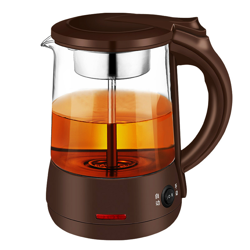 Brew the tea pot black Pu 'er glass fully automatic insulated teapot made of kettle steam boiled cn 0pu073 for dell xps m1330 0pu073 laptop motherboard with g86 631 a2 upgrated graphic card