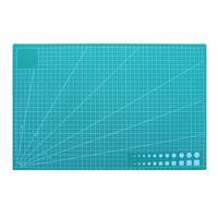 Коврик для резки из ПВХ DIY ремесло пэчворк хобби коврик для резки инструмент двухсторонний Manualidades доска для резки Escolar Школа Офис Oficina