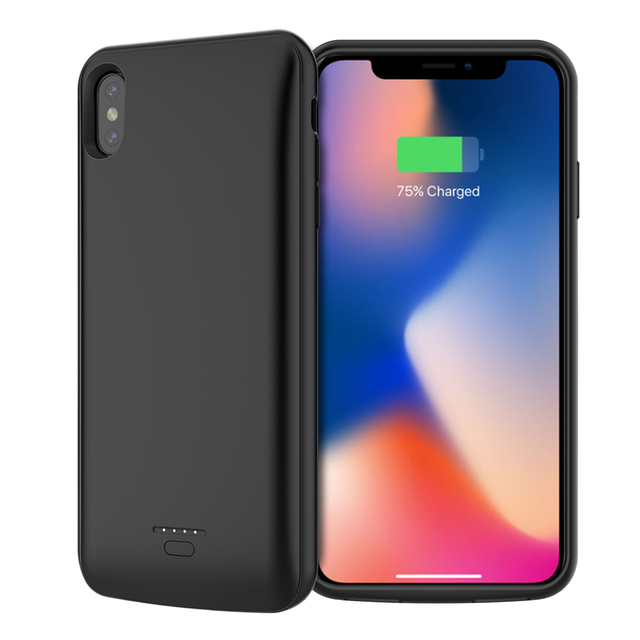 iphone xs case charger