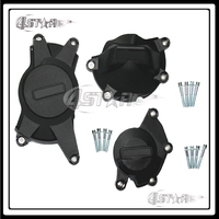 Motorcycle Racing Set Engine Cover Protection Case Kit For GSXR1000 GSXR 1000 2009 2010 2011 2012
