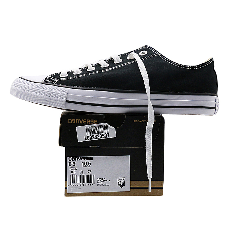 Nouveau Original Converse all star chaussures en toile pour hommes et femmes baskets mode classique Chaussures de Skateboard - 5