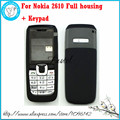 For Nokia 2610 replacement parts High Quality New Full Complete Mobile Phone housing cover case+Keypad+Tools, free shipping