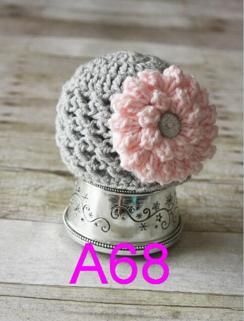 chapeu bonito das criancas handmade crochet chapeu 05