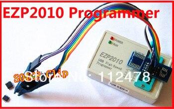 1 set גבוהה באיכות SOIC8 מבחן קליפ + לeeprom ה-BIOS USB מתכנת CH341A + 1 8