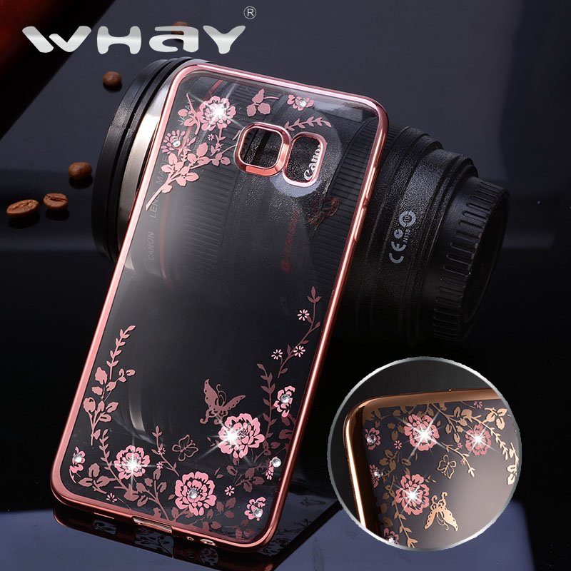 samsung s6 clear case silicone