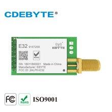 E32 915T20D Lora Tầm Xa UART SX1276 915 MHz 100 MW SMA IOT UHF Thu Phát Không Dây Thu Phát Mô Đun