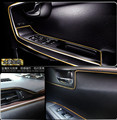 2017 NOVA subaru interior do carro adesivos acessórios para passat b6 xv mk7 golfe renault laguna 2 seat leon 2 FIAT acessórios