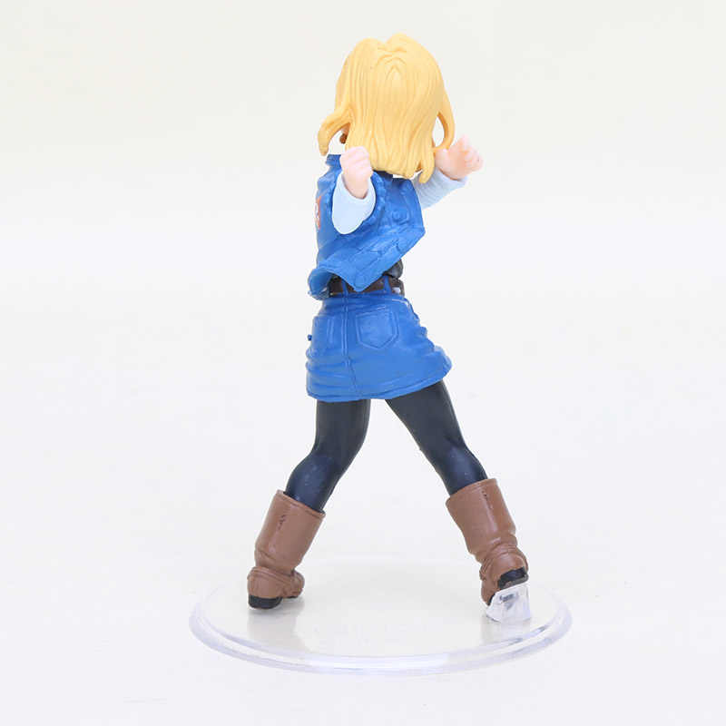 11 cm Anime Dragonball figura Styling brinquedos Dragon Ball Z Meninas Lunchi Lazuli boneca action Figure Collectible Modelo Brinquedos de presente