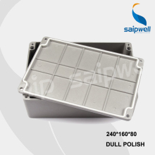 240*160*80mm Size Industrial Waterproof Aluminium Box With CE,ROHS